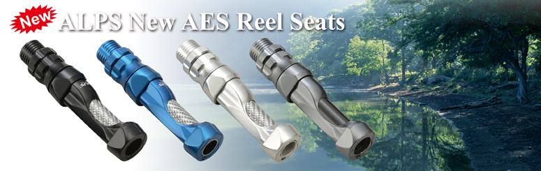 New AES Reel Seat